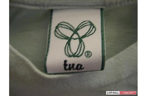tna aritzia logo tshirt xs fashionistasale list4all