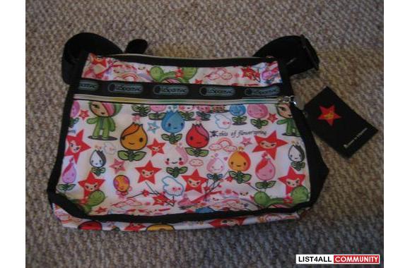 Tokidoki Lesportsac Tote Bag Replica
