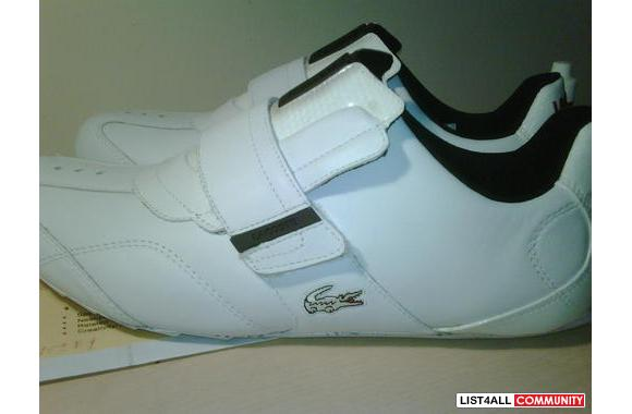Hey guys, I just recieved a new pair of beautiful lacoste shoes that u