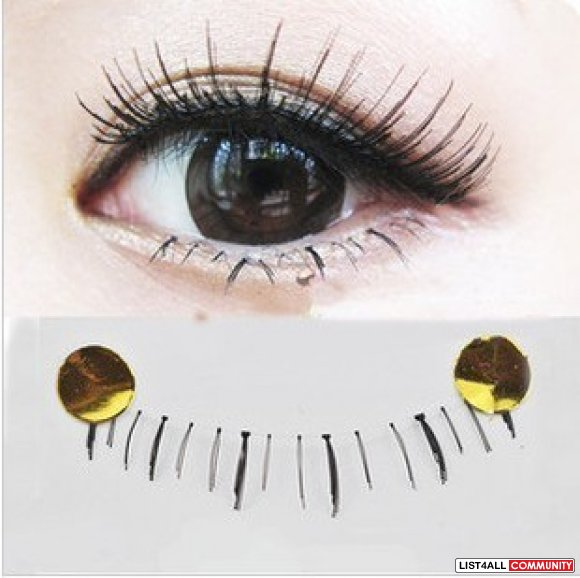 BOTTOM LASHES $1.50 per pair