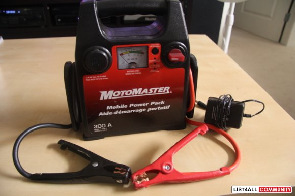 How To Charge Car Battery With Motomaster Charger