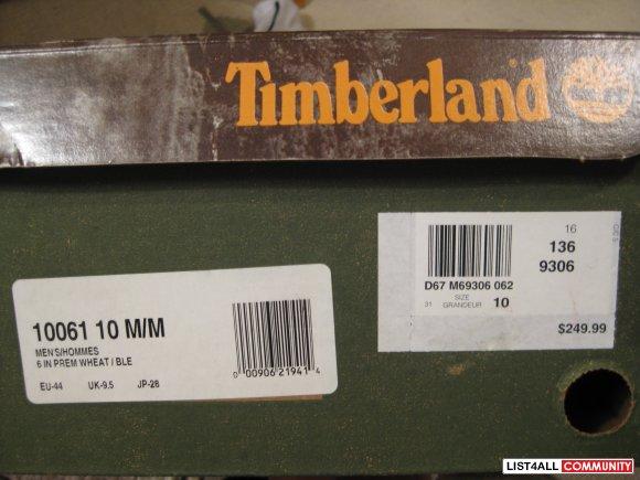 Negro Tamaño De Botas Timberland 10 JHMxb61
