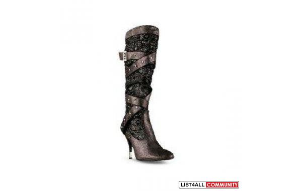 Babyphat fortuna boots