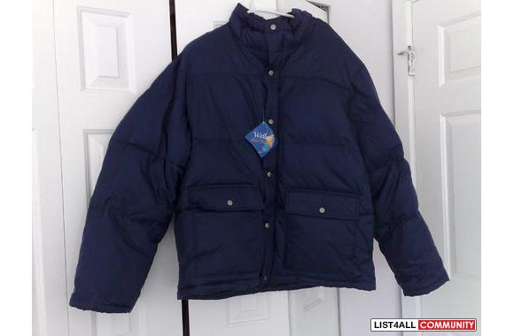 100% Brand New with Tag GAP man's winter coat or jacket