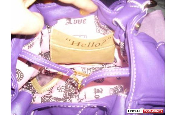 Juicy Couture Handbag - Sac a main