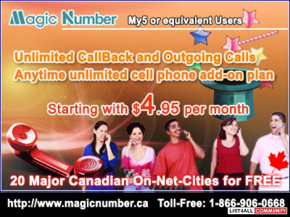 Easy CallBack Unlimited Call Back and Outgoing for Cellphone
