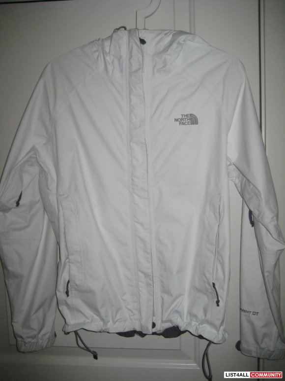 a810a02cf Auth Womens North Face Windbreaker Size small :: goodbuygirls ...