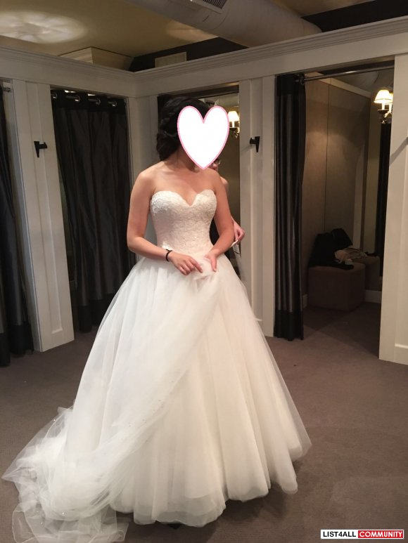 Maggie Sottero Mindi Wedding Dress size 6