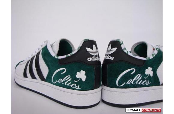 Adidas Original Superstar 1 NBA Boston Celtics 014118