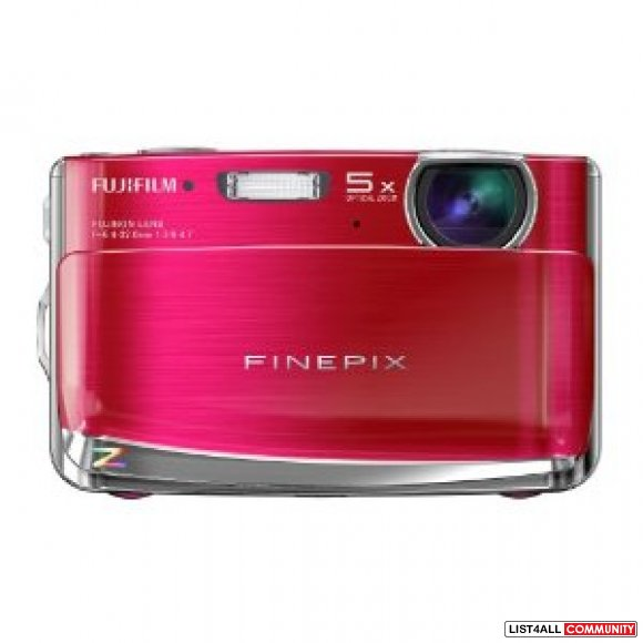FINEPIX HOTPINK CAMERA