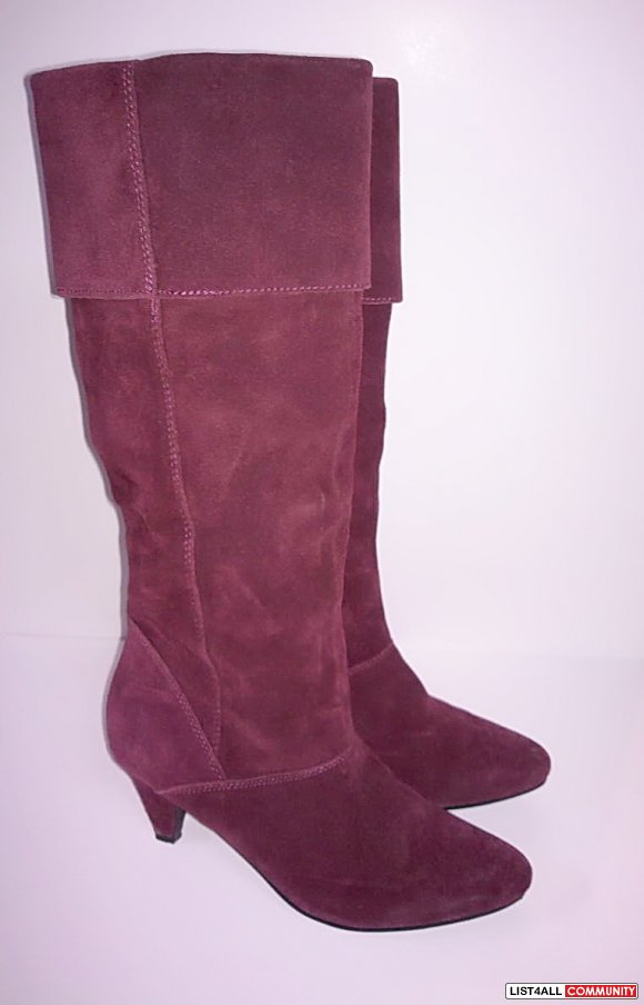 Urban Outfitter Leather Boots size 7