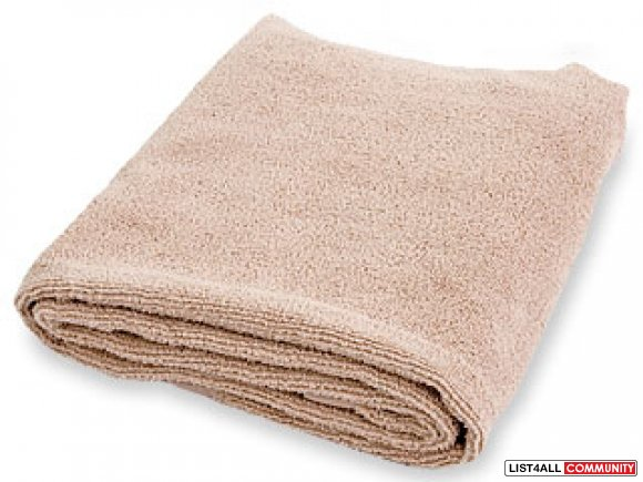 Norwex Large Bath Towel 100X50 Taupe :: Items2go :: List4All