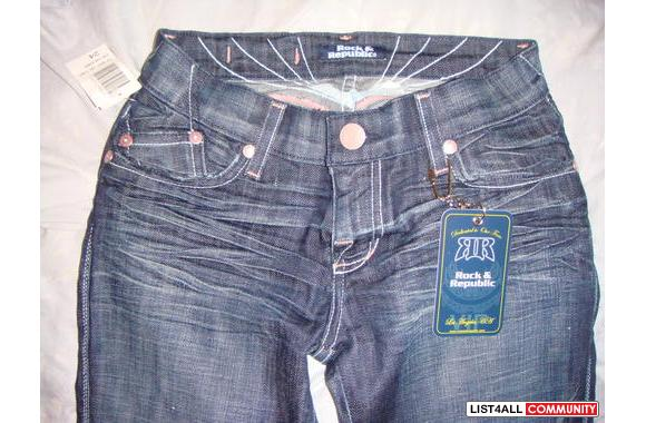NWT - Rock & Republic Jeans - Flare