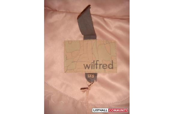 NWT - Wilfred Vest (Pink)