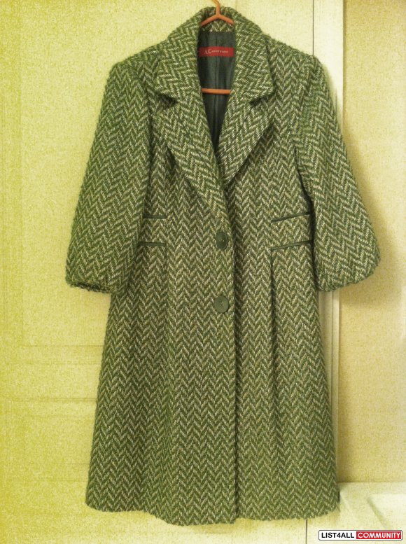 Authentic Anne Klein Coat