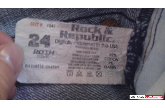 ROCK and REPUBLIC