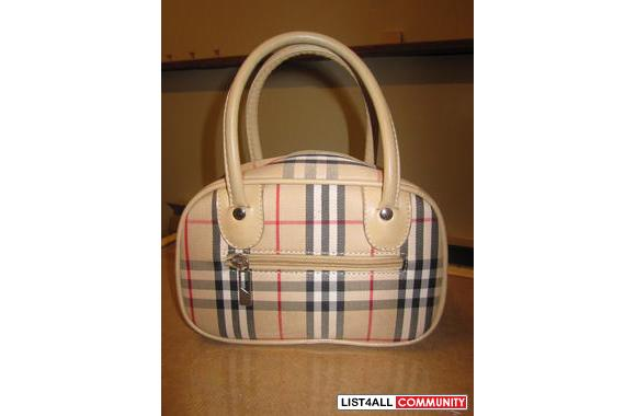 cute burberry replica bag