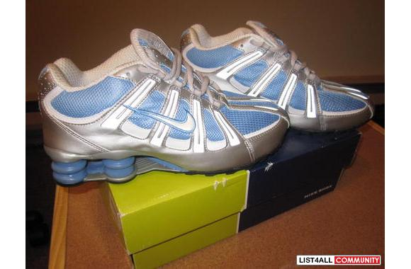 NIKE SHOX TURBO (never used)