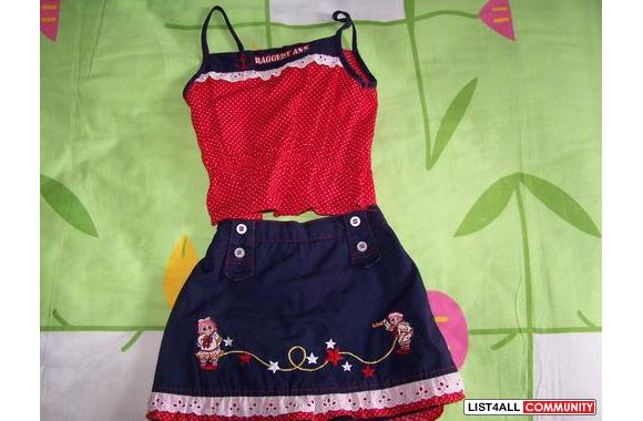 Brilliant Clothing Set For 2 To 3 Year Old A Totally Cute Outfit For A Short Hairstyles For Black Women Fulllsitofus