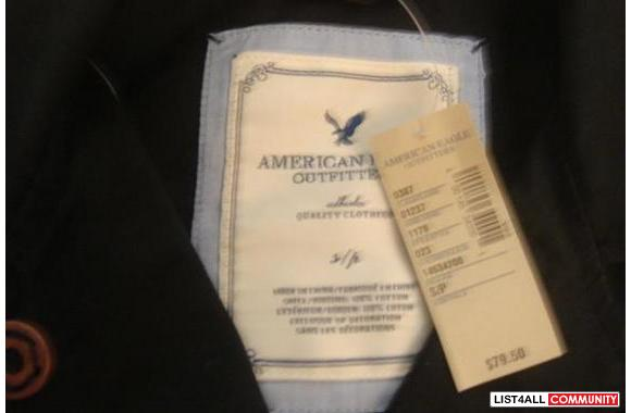 100% Authentic American Eagle