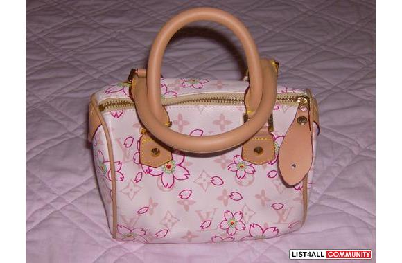 e1fe79c26c3a Louis Vuitton Purse Pink Flowers - Best Purse Image Ccdbb.Org