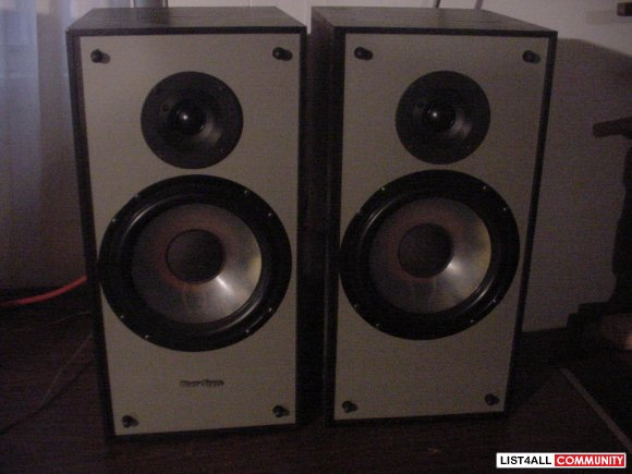 Paradigm Bookshelf Speakers High Quality Model 3se