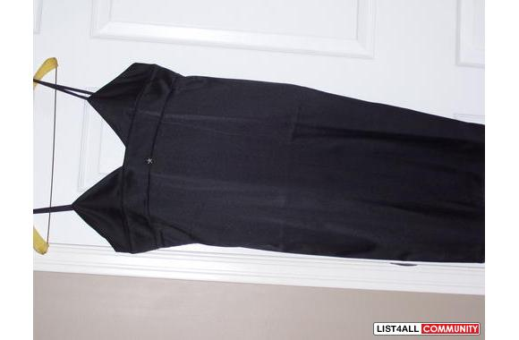 Black Tommy Hilfiger Dress
