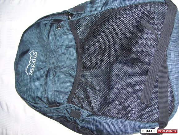 Serratus Andromeda Travel Backpack