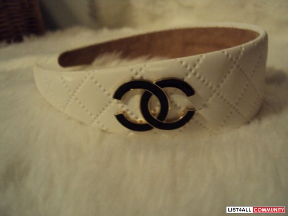 Chanel Headband *Imitation