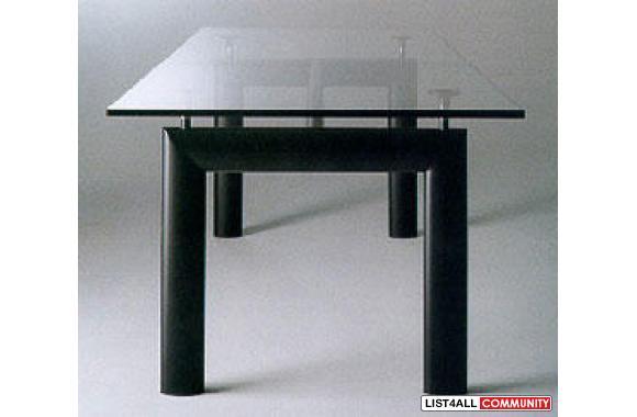 Le corbusier lc6 dining table loft list4all - Table le corbusier lc6 ...