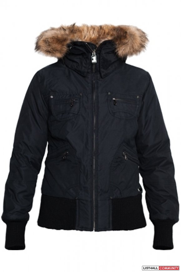 Tna long parka jacket
