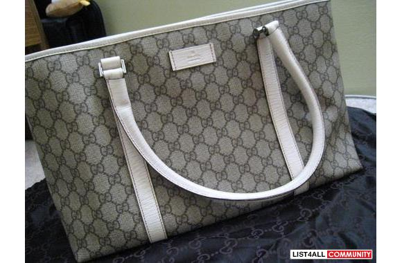 100% Authentic Gucci Bag in excellent condition
