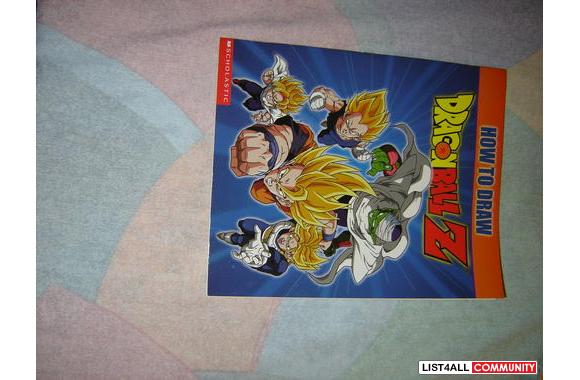 4 Dragon Ball Z BOOK