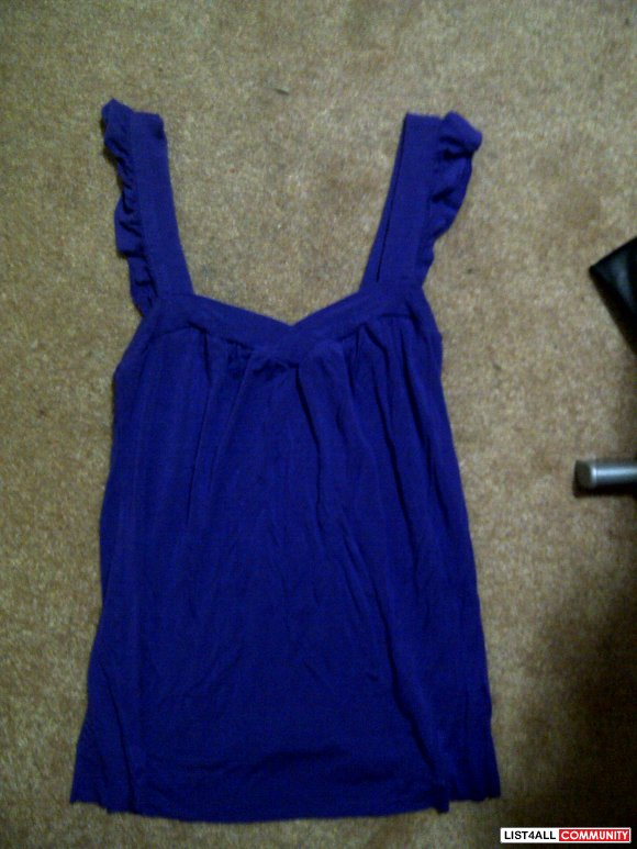 talula purple top