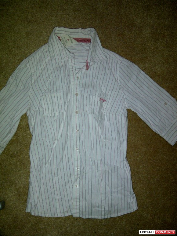button- up dress shirt