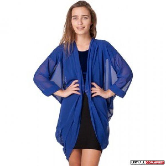american apparel chiffon shawl cardigan NOW 30 :: marcianobebe ...