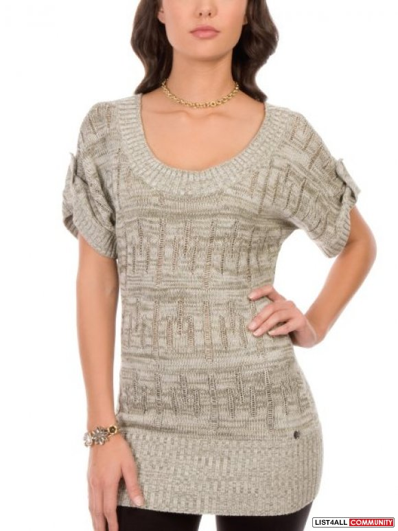 Guess Gray Sweater XS