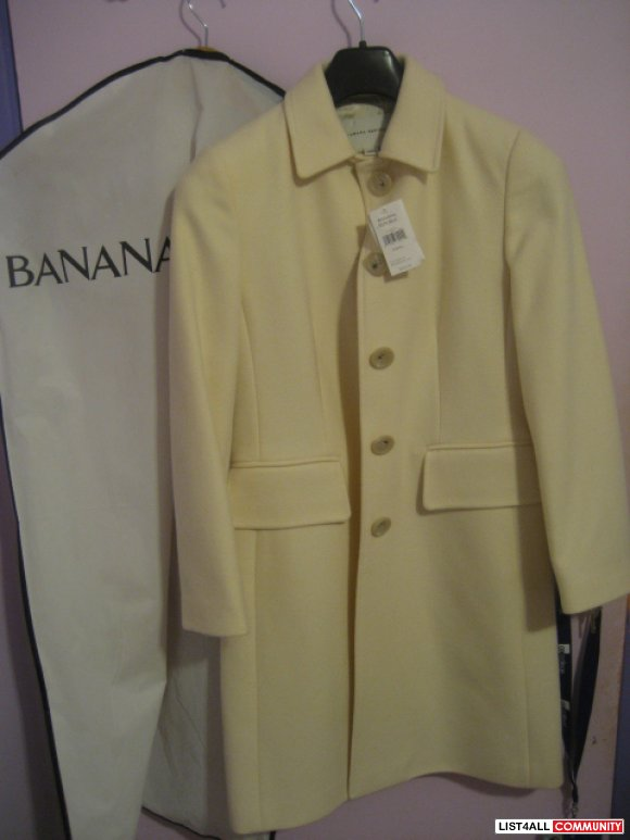 Banana Republic Peacoat
