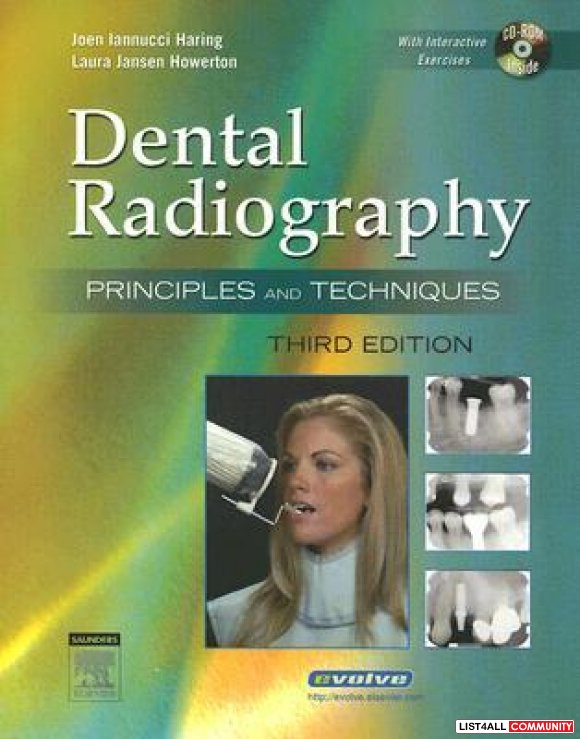 Dental Radiography 3rd Edition