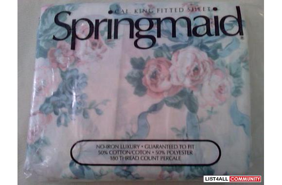 NEW SPRINGMAID BEDDING