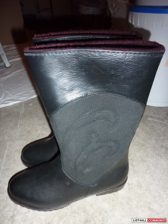 WEATHER GUARD BOOTS
