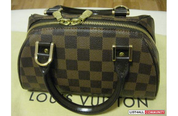 Authentic Louis Vuitton mini Ribera