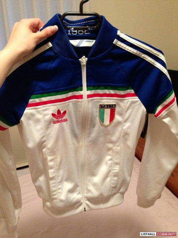 adidas italia jumper
