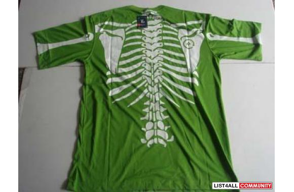 LRG skeleton Shining t-shirts for sale at low price