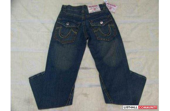 Ed hardy, true religion, D&G, levis, g-star, armani, coogi jeans f