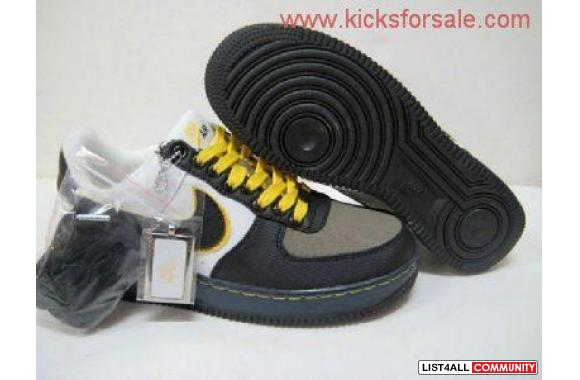 kicksforsale.com wholesale nike air force one 25th anniversary, dunk s