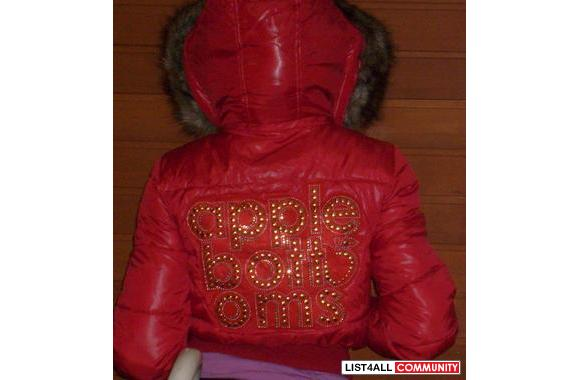 b1967ff648e Brand New Authentic Apple Bottoms Winter Jackets! :: offthedome ...