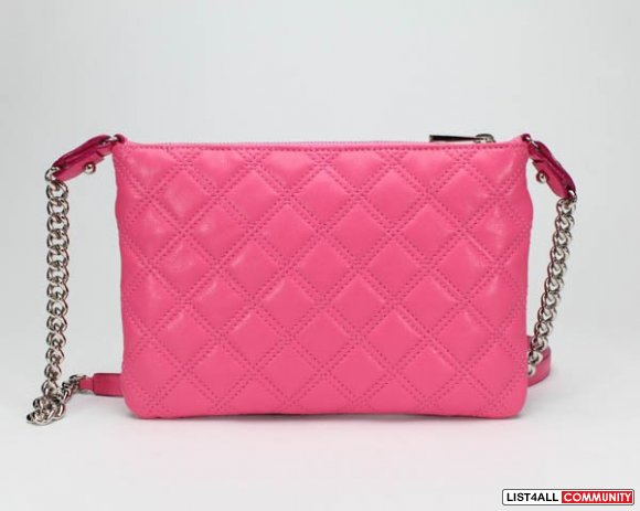 NOW 250! Authentic Marc Jacobs Quilting Murray crossbody BNWT