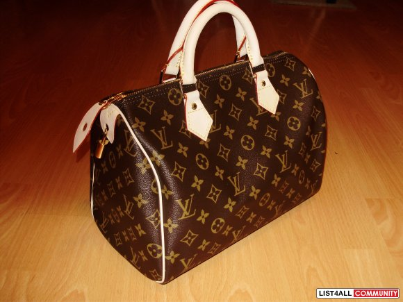 Louis Vuitton (LV) speedy 30