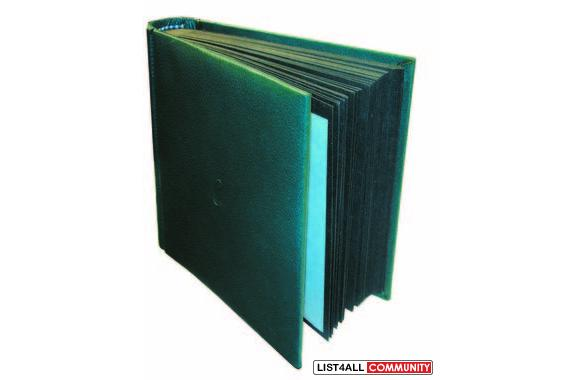 Ribbed Spine Photo Albums